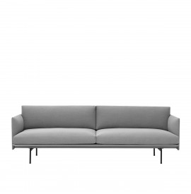 MUUTO Outline sofa driezit