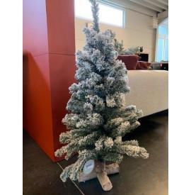 Mini kunst kerstboom