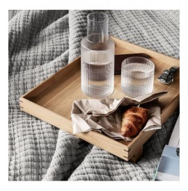 FERM LIVING-RIPPLE KARAF...