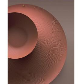 Alessi Veneer schaal brons
