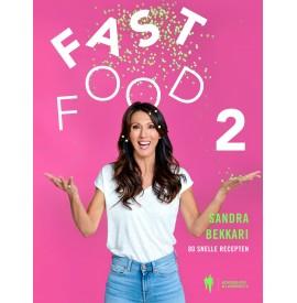 Sandra Bekkari fast food 2