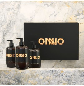 "Onno Handcare set ""Black Lily"""