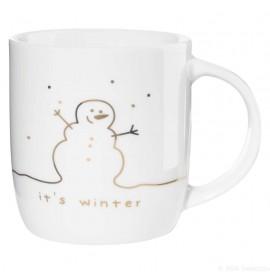 ASA Mug It's Winter