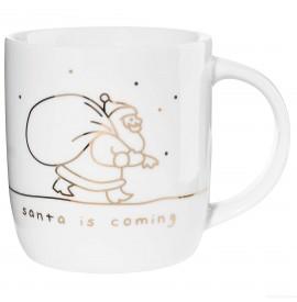 ASA Mug Santa Is Coming