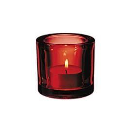 Iittala KIVI Sfeerlicht rood
