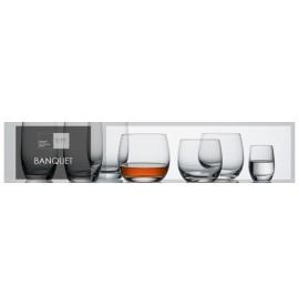 BANQUET  6X Waterglas
