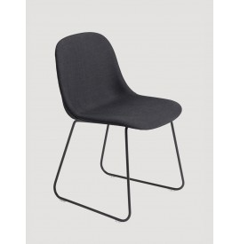 Muuto Fiber side chair sled...