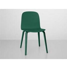 Visu chair oak green Muuto