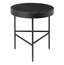 FERM-MARBLE TABLE-MEDIUM-Black(9312)