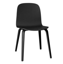 Visu chair black oak Muuto