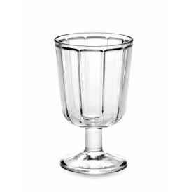SERGIO HERMAN Surface witte wijnglas S/4