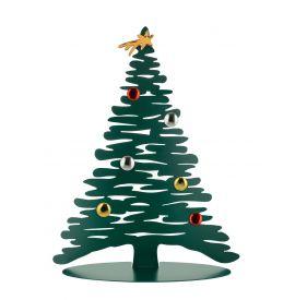 Bark Magnetische Kerstboom rood 30 cm Alessi