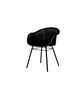 AVRIL steel base stoel