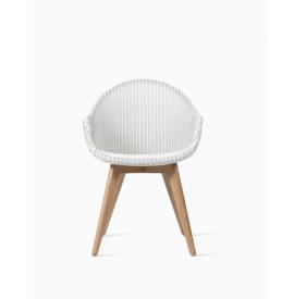 AVRIL HB oak stoel