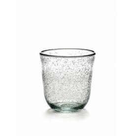 Waterglas H9 cm Pascale Naessens set 4x