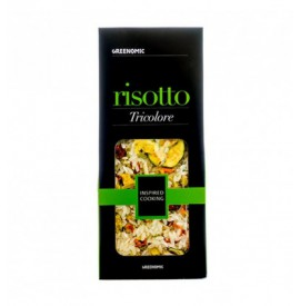 Greenomic Risotto Tricolore